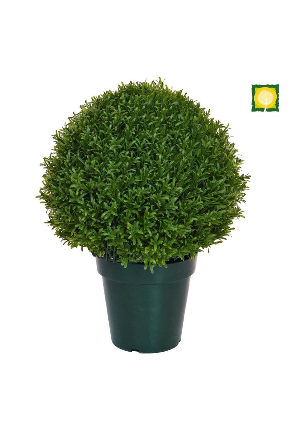 Artificial Rosemary Topiary Uv Resistant 42cm Replica Plants